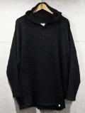 MOCOMOCO Pull Over Parka-BLACK-