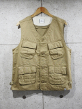 【先行予約6月入荷商品】Battle Dress Uniform Vest-BEIGE-