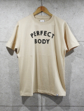 Perfect Body Tee-BEIGE-