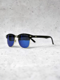 Sirmont Toy Sunglasses-MIRROR BLUE-