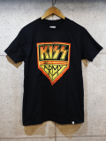 Reproduct Rock Tee【KISS】