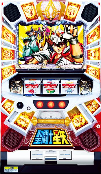 パチスロ聖闘士星矢−女神聖戦−