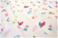 LECIEN Floral Collection FLOWER SUGAR キャンディー 生成り 31328-10 (約110cm幅×50cm)