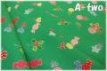 LECIEN Floral Collection FLOWER SUGAR キャンディー グリーン 31328-66 (約110cm幅×50cm)