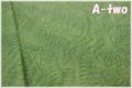YUWA エンボスローズ ライトグリーン 804302-G (約110cm幅×50cm)