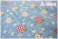 キャンディーアップル ブルー AT826251-B (約110cm幅×50cm)