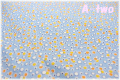 STORYBOOK VACATION ドット ブルー 41082-2 (約110cm幅×50cm)