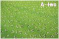 WINDHAM FABRICS STORYBOOK VACATION フラワー グリーン 41084-6 (約110cm幅×50cm)