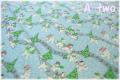 WINDHAM FABRICS STORYBOOK CHRISTMAS スノーマン 41752-4 (約110cm幅×50cm)