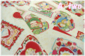 MARCUS Fabrics MOTHER'S VALENTINES (約110cm幅×50cm)