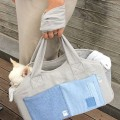 Louisdog(ルイドッグ)Linen Bag Linen Strap Grand リネン バッグ リネン ストラップ