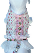 【Cha-Cha Couture】Victorian Rose Harness
