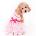 DOGO(ドゴ)Dot N Ruffle Dress ドット フリル ドレス