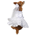 Yappily Ever After Dog Wedding Gown