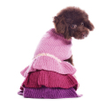 DOGO(ドゴ)Sequin Sweater Dress Purple シークイン セーター ドレス パープル