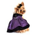 Doggie Design(ドギーデザイン)Velvet Holiday Dog Dress ベルベット ホリディ ドレス セット