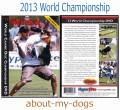 2013ワールドチャンピオンシップDVD2枚組セット
