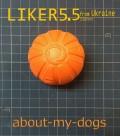 ウクライナ発魔法のボール「ライカー5.5」 5種類 勢ぞろいしました!