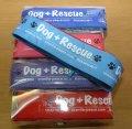 保冷剤で首を冷却するDog+Rescueクーリングカラー