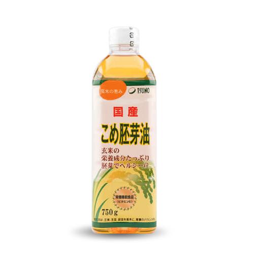 こめ胚芽油 TSUNO