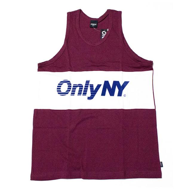 オンリーニューヨーク ONLY NY:Express Logo Tank/エクスプレスロゴタンクトップ