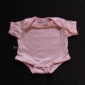 ベレンゲール「18インチベビードール用ロンパース R0072(ピンク)」