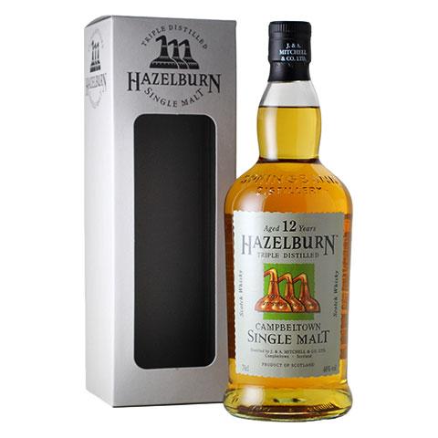 Hazelburn 12yo/46%