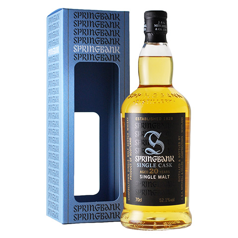 Springbank 1995 for Bar Show/52.1%