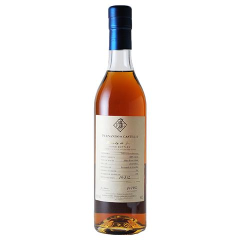 Solera Gran Reserva Single Allier French Oak/39.7%