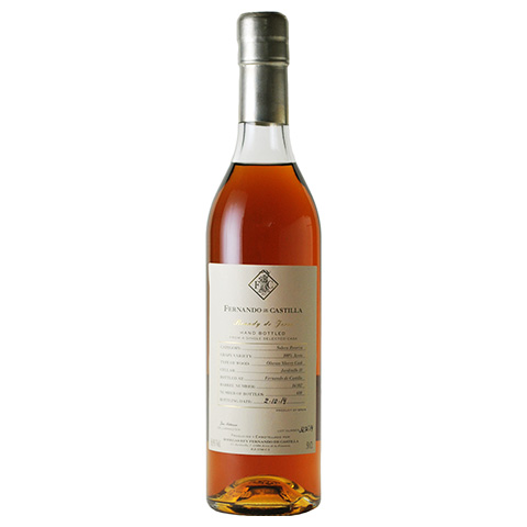 Solera Reserva Single Oloroso Sherry Cask/36.9%