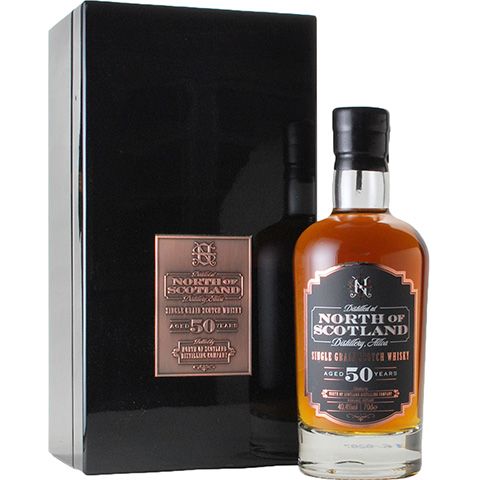 North of Scotland 50yo/40.4%