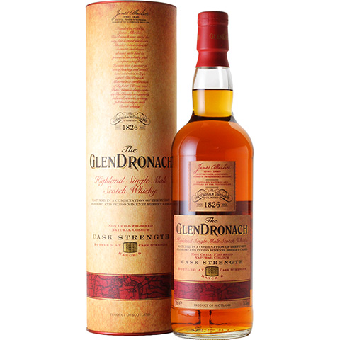 GlenDronach Cask Strength Batch 6/56.1%