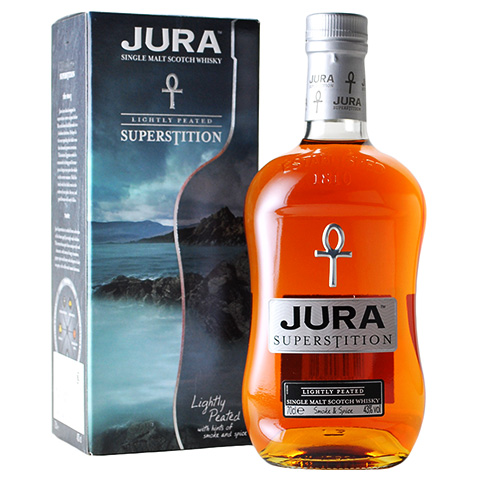 Isle of Jura Superstition Lightly Peated/43%