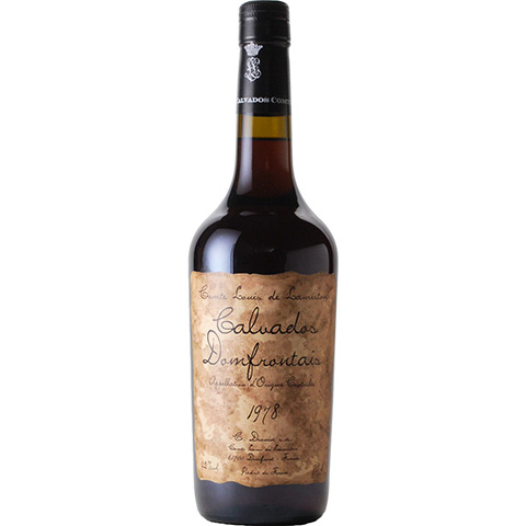 Lauriston Calvados Domfrontais 1978/42%
