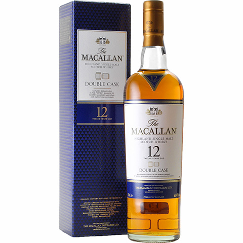 The Macallan 12yo Double Cask/40%