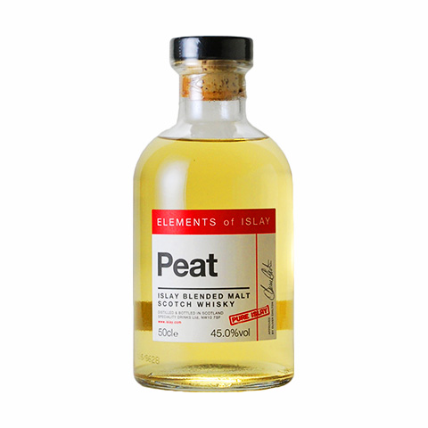 Elements of Islay Peat Lower-Strength/45%