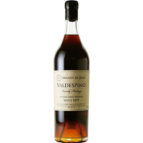 Valdespino Family Heritage Brandy/40%