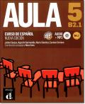 AULA 5 NUEVA EDICION. LIBRO DEL ALUMNO + MP3
