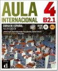 AULA INTERNACIONAL 4 NUEVA EDICION. LIBRO DEL ALUMNO + CD