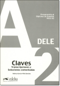 ワケあり本:Preparacion al Diploma de Espanol DELE, A2. CLAVES (解答集のみ)