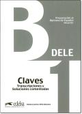 ワケあり本:Preparacion al Diploma de Espanol DELE, Nivel B1. CLAVES (解答集のみ)