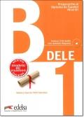 ワケあり本:Preparacion al Diploma de Espanol DELE, Nivel B1 + CD  (問題集のみ)