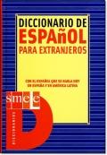 ELE. DICCIONARIO DE ESPANOL PARA EXTRANJEROS