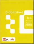 DIDACTIRED III. FUNCIONES. ASPECTOS FONOLOGICOS Y FONETICOS
