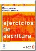 EJERCICIOS DE ESCRITURA NIVEL INICIAL