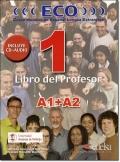 ECO 1 (A1+A2) LIBRO DEL PROFESOR + CD