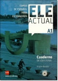 ELE ACTUAL A1. CUADERNO DE EJERCICIOS + CD