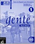 GENTE 1 NUEVA EDICION. LIBRO DE TRABAJO + CD
