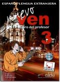 NUEVO VEN 3 LIBRO DEL PROFESOR + CD