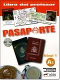 PASAPORTE ELE A1 LIBRO DEL PROFESOR + CD